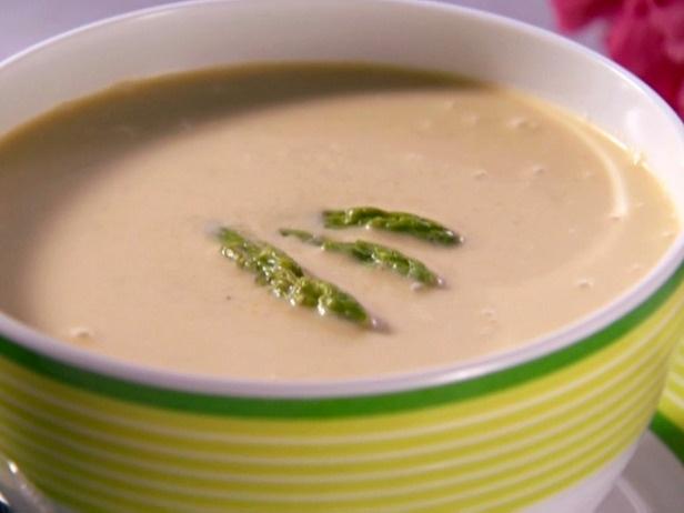 Cream of Asparagus Soup | Recipe