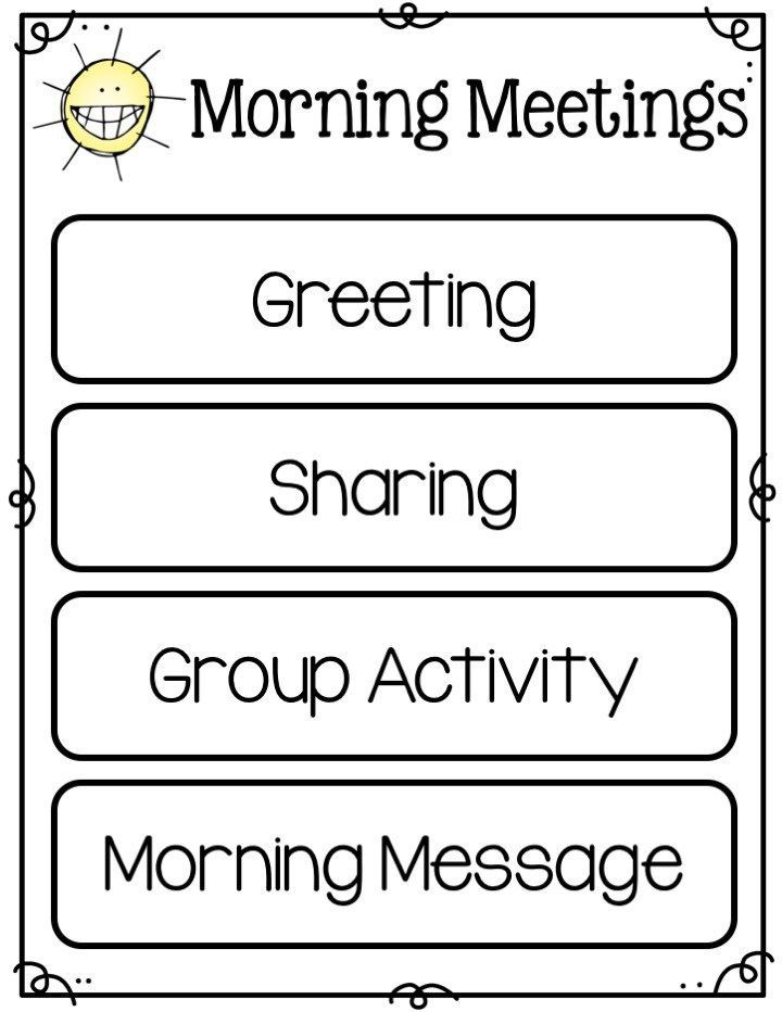 Morning meeting activity ideas dig furiously morning meeting activity ideas m4hsunfo
