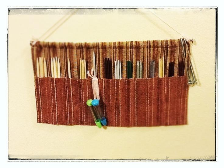 Knitting Needle Storage : Knitting needle storage pinterest