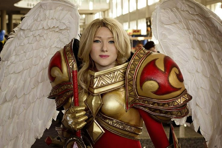 Kayle cosplay | League of Legends | Pinterest