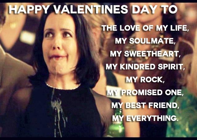 sarcastic anti valentines day quotes