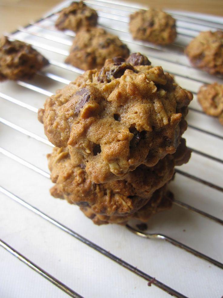 Oatmeal Raisin Chocolate Chip Cookies | =FOOD: RECIPES= | Pinterest