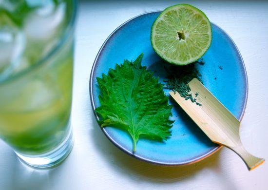 Green Tea Mojitos!http://www.thekitchn.com/recipe-review-iced-green ...