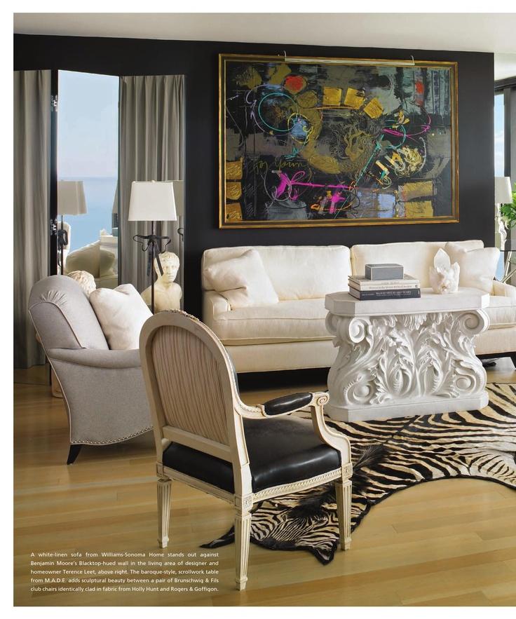 Living Room Design Magazine: Florida Design Magazine