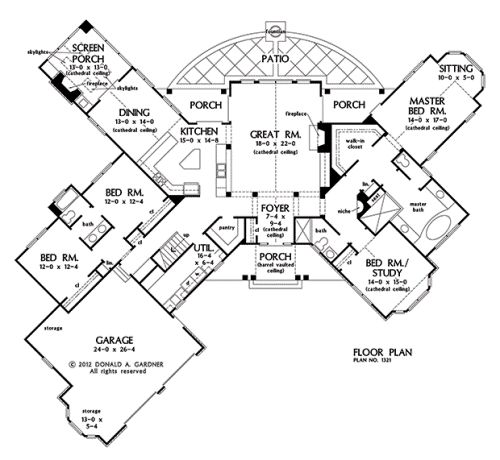 Designer dream homes first floor plan house plans for Dream house floor plan maker