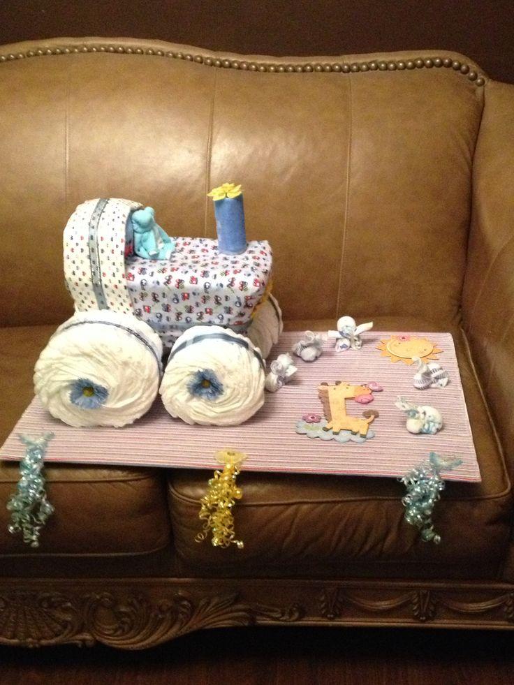 Baby Boy Gifts On Pinterest : Boys baby shower gift
