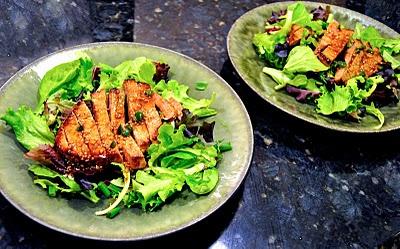 Ginger Steak Salad | Recipes :: Salads | Pinterest