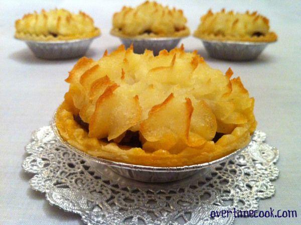 mini shepherds-pie | Appetizer Cravings | Pinterest