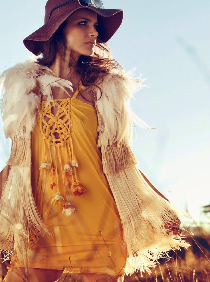 Boho Fashion Street Style Pinterest