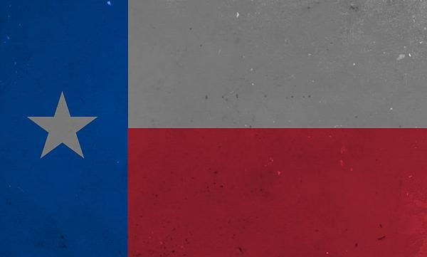 Old Texas State Flag Print by Dan Sproul: pinterest.com/pin/421297740114349908