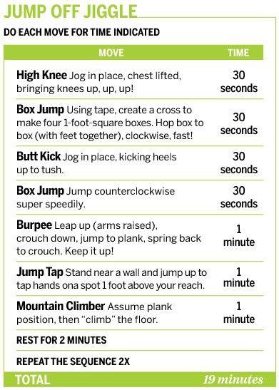 Fun crossfit exercises