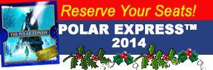 Polar express 2014 christmas advent pinterest