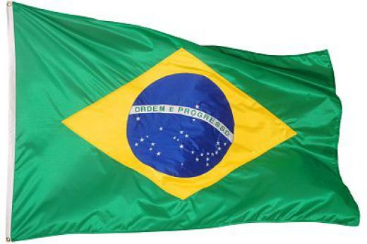 colors of brazil flag
