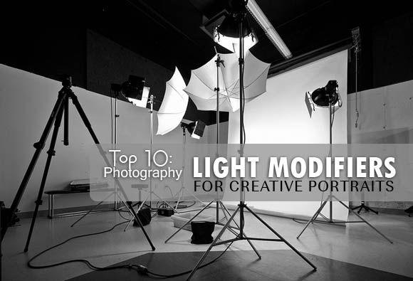 Light Modifiers for Creative Portraits