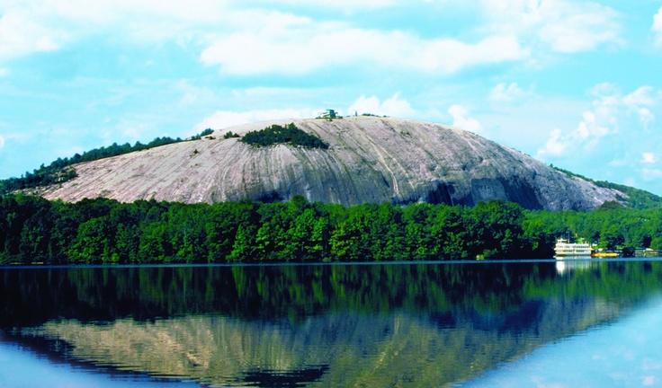 Elevation Of Stone Mountain : Stone mountain georgia favorite places pinterest