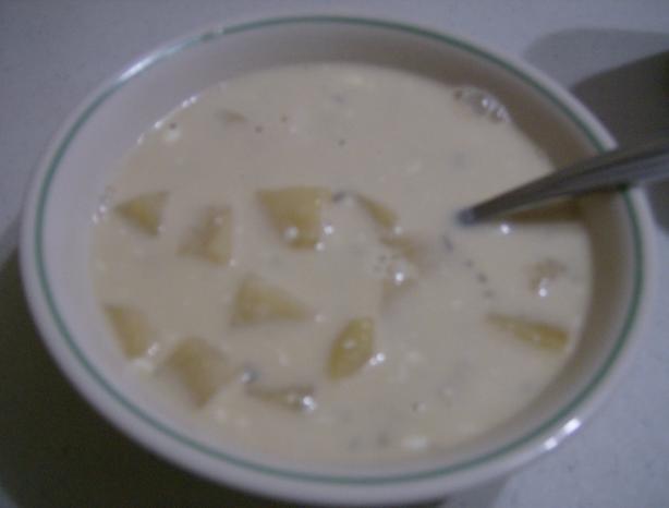 Crock-Pot Potato Chowder | Recipe