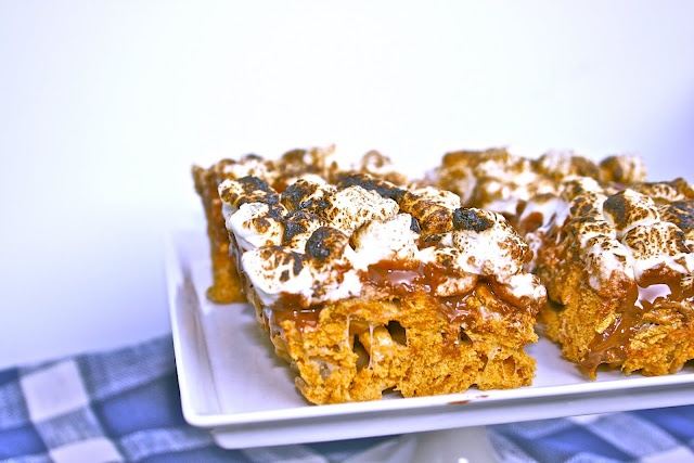 Golden grahams s'mores bars | Recipes - Desserts/Sweet Stuff | Pinter ...