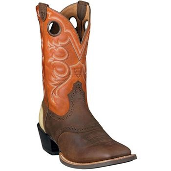 Ariat Men's Crossfire Western Boots | boots I want | Pinterest