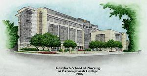 ... nursing education as the Goldfarb School of Nursing at Barnes-Jewish