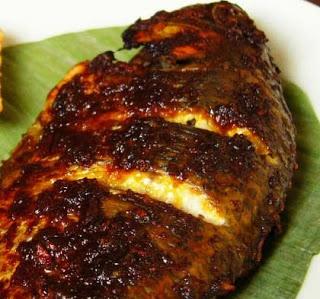 Resep Masakan Ikan Salmon Goreng