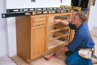 How To Install Base Cabinets Tutorial Kitchen Ideas Improvements