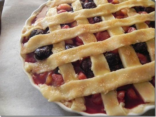 Sweet Cherry Pie | Sweets & Treats | Pinterest