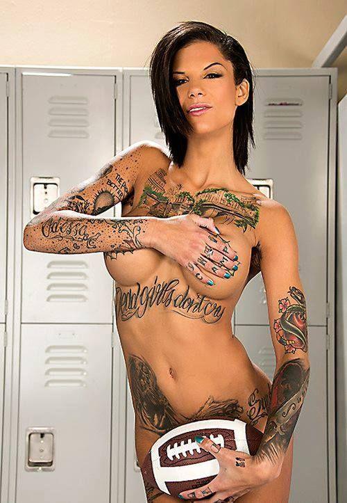 Gay tattoo ink