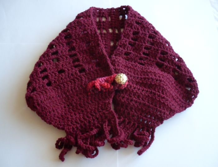 Free Crochet Patterns Cowls Neck Warmers : Boxy Neck Warmer free pattern lovely crochet inspiration ...