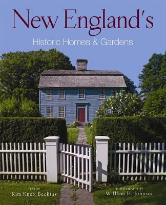 New england 39 s historic homes gardens new england for New england home builders