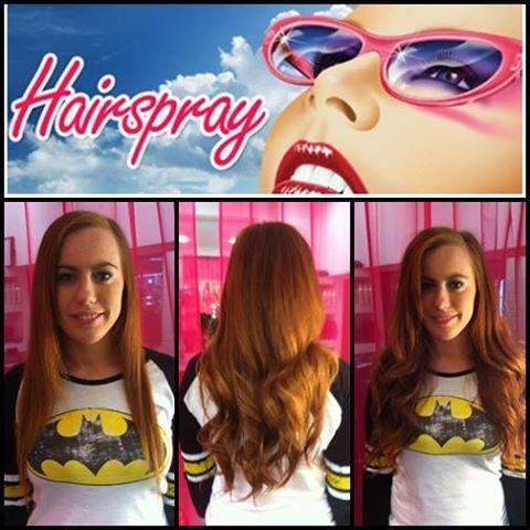 Hairspray Pre Bonded Extensions 91