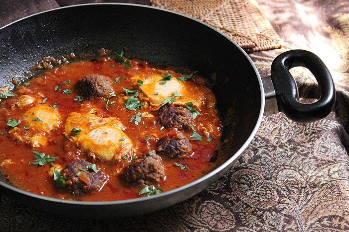 Moroccan Meatballs | Foodie Ideas | Pinterest