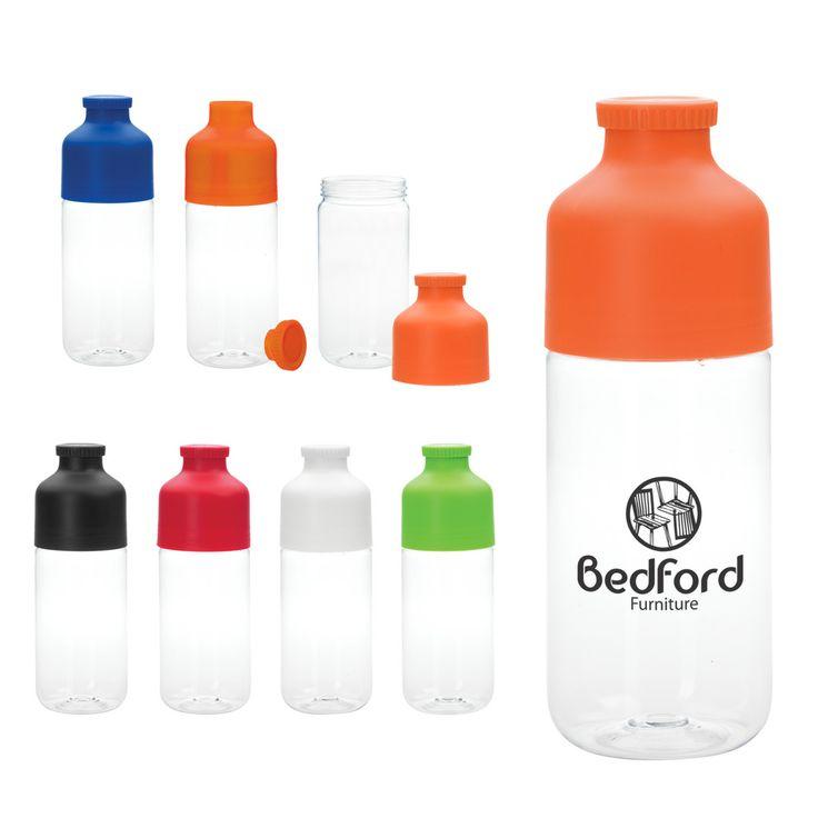 5823 - 23 Oz. Color Top Bottle