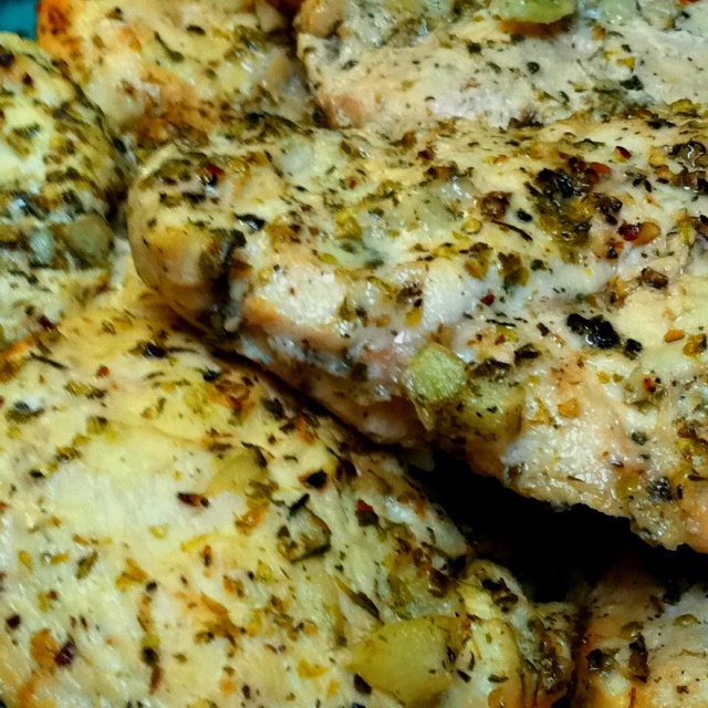 Greek grilled chicken | Fabulous salads | Pinterest