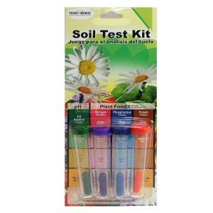 Ph soil test kit home depot garden pinterest for Soil home depot