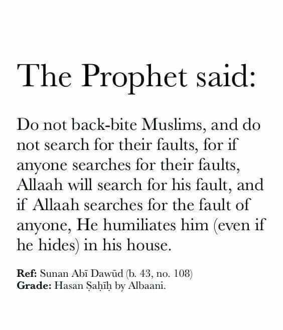 Backbiting In Islam Essay Prompts - image 10