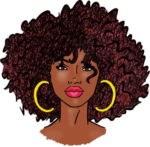 Afro. #OfficiallyNatural #NaturalHair
