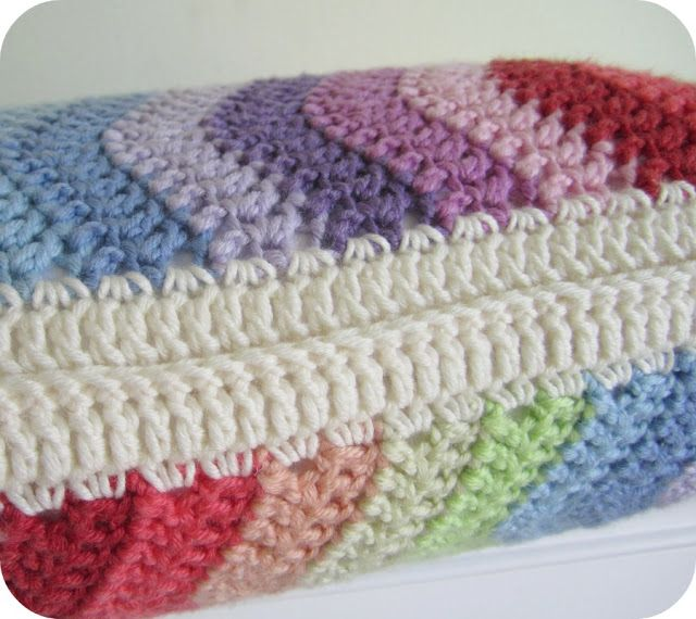 Crochet In Spanish : Spanish Ripples ? All Crochet Crush Pinterest