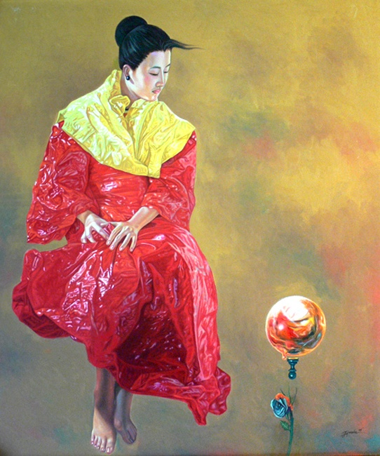 One of my favorite Filipino artists and his endearingly eerie images: Jerry Morada