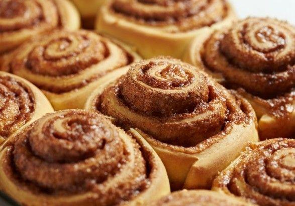 Gluten Free Cinnamon Rolls | Gluten Free Is The Way To Be! | Pinterest