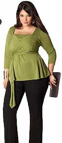 IGIGI Glam Guide - Designer Plus Size Clothing Store - by IGIGI