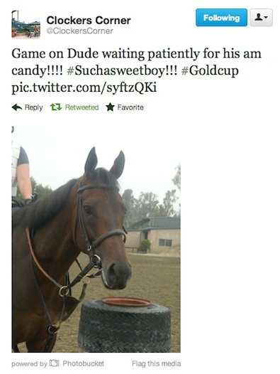 Game On Dude is one handsome guy!