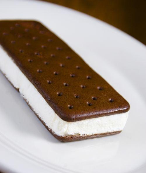 Blue Bell Ice Cream Sandwich