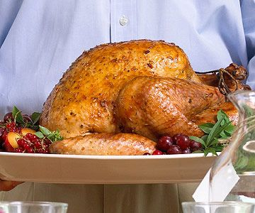 your Thanksgiving bird with a blend of red currant jelly, tart lemon ...