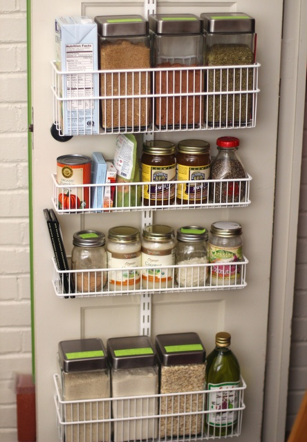 Over the door storage solution contained cookhouse - Space saving door solutions ...