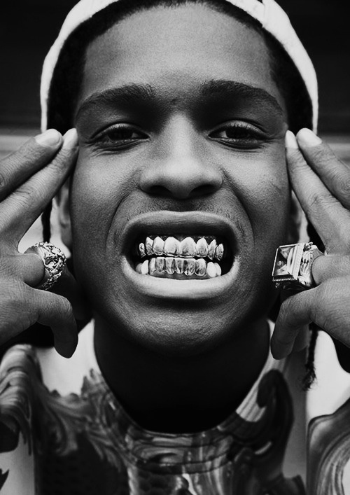 Asap rocky goldie album cover