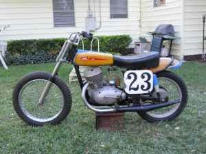 1962 Jawa 250 Flat Tracker