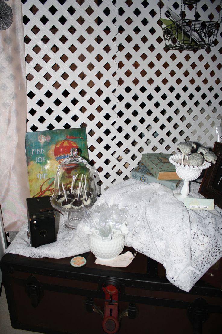 Pinterest Wedding Dessert Table Ideas