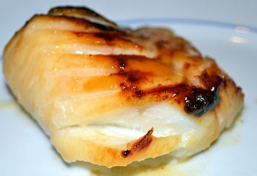 Miso Glazed Cod | Yum. | Pinterest