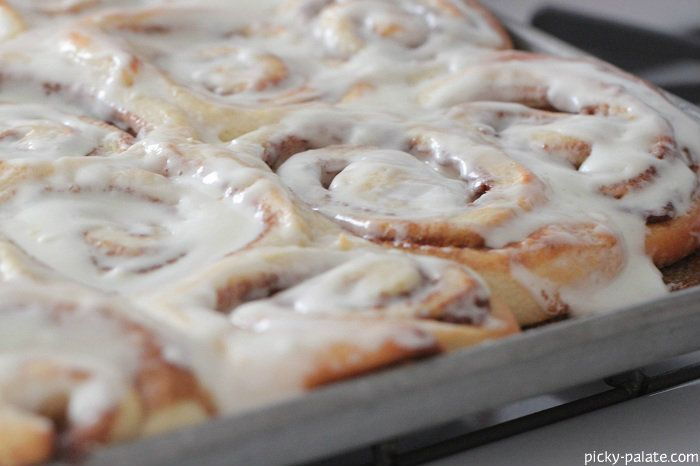 Perfect Cinnamon Rolls - perfect for the weekend :)