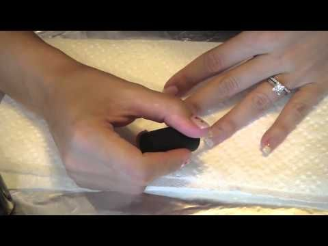 How To Shellac: First Timers | nail designs | Pinterest